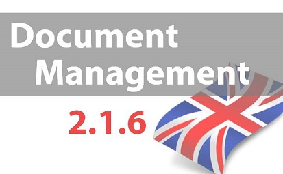 1C:Document Management 2.1.6