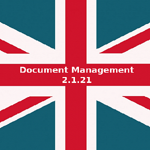 Новая версия 1С:Document Management 2.1.21